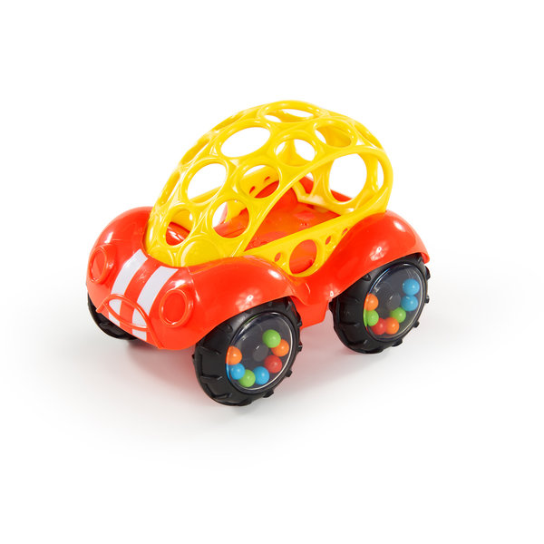 O Ball Rattle & Roll Buggy